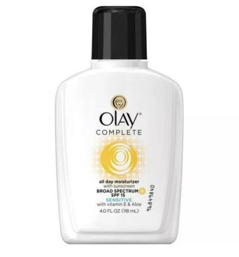OLAY Complete All Day Moisturizer SPF 15, Sensitive Skin 6 o