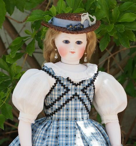 Huret Doll Dress Pattern For Resin Body - No. SS06211