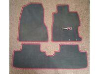Honda Civic type R car mats