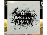 Brand n sealed PJ Harvey – Let England Shake, released in 2011, Indie Rock Alternative