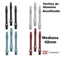 Juego De Varillas De Aluminio Anodizado, Target - target - ebay.es