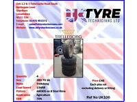 260 70 16 Used Tractor Tyres