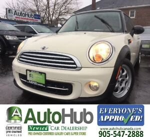 2013 MINI Cooper LEATHER-PANORAMIC ROOF