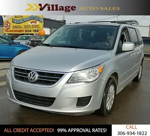 2009 Volkswagen Routan Comfortline Digital Audio Input, Bluet...