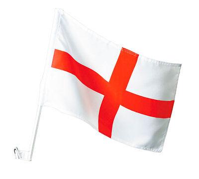 1To 100 Inglaterra St. George Cruz Bandera de Coche para Windows & Puertas