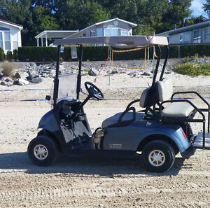 Golf Cart EZGO Priced for Quick Sale 2009 RXV w / new batteries