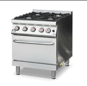 Gas Stoves - Oven Ranges - Range Fans - Gas Line Installations