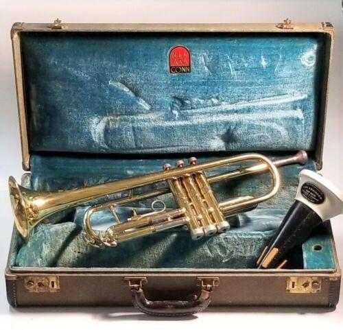 Conn Trumpet Conquest with Case  / Excellent Condition