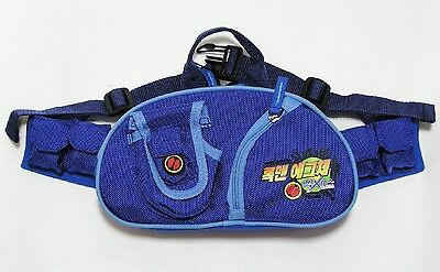 ROCKMAN EXE AXESS(Mega Man) : PET HOLSTER (Waist Bag) for ADVANCED PET No Box