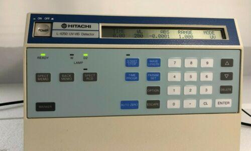 Hitachi L-4250 UV-VIS detector