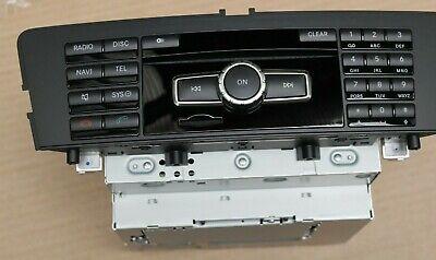GLE M Klasse W166 or Mercedes Navigation Radio MBUX Multimedia Gerät A1699006805