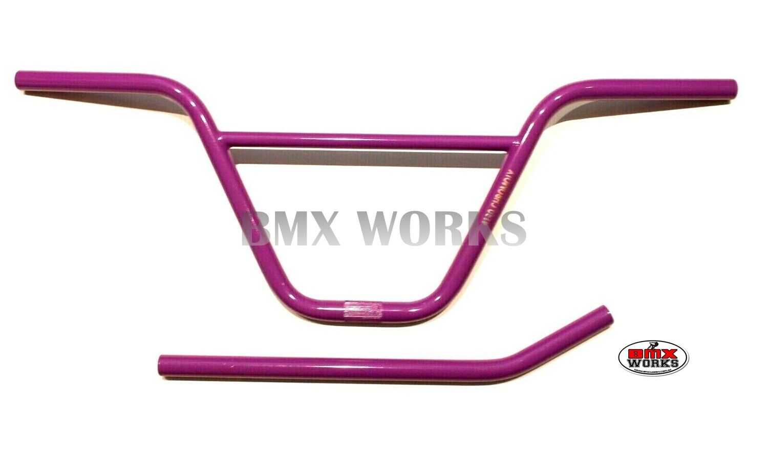 "ProBMX Green Retro BMX Ch-Mo Handlebars 9.25/"" Rise x 29.5/"" Wide Old School"