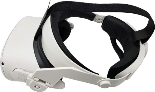 TNE Halo Headband Replacement for Oculus Quest 2 Elite Head Strap Large Cushion