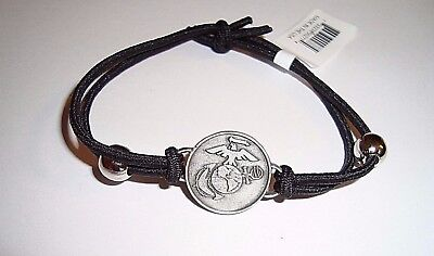 United States Marine Adjustable Bracelet