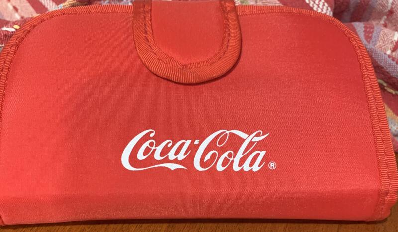 Vintage NWT Coca-Cola Change Purse Wallet
