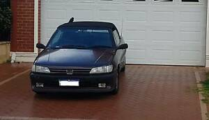 QUICK SALE 1996 Peugeot 306 Convertible UNREGISTERED