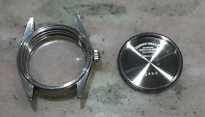 Rolex cassa d'epoca ref.6466 mm 31 di medie dimensioni