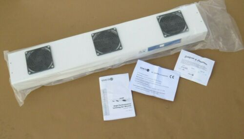 Simco-ION 4011007 Aerostat FPD 3-Fan Overhead Ionizer Ionizing Air Blower