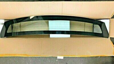 HONDA CIVIC 17-18MY FK8 TYPE R GENUINE JDM REAR SCREEN GLASS TURBO STICKER DECAL