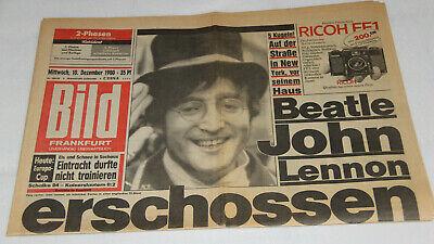 John Lennon erschossen (Geburtstag Erschossen)