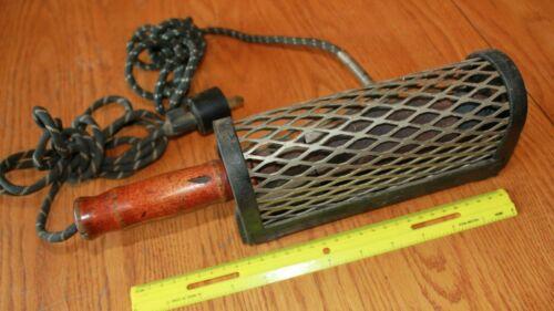 Vulcan Electric heavy duty soldering stand holder & Soldering Iron Wooden handle