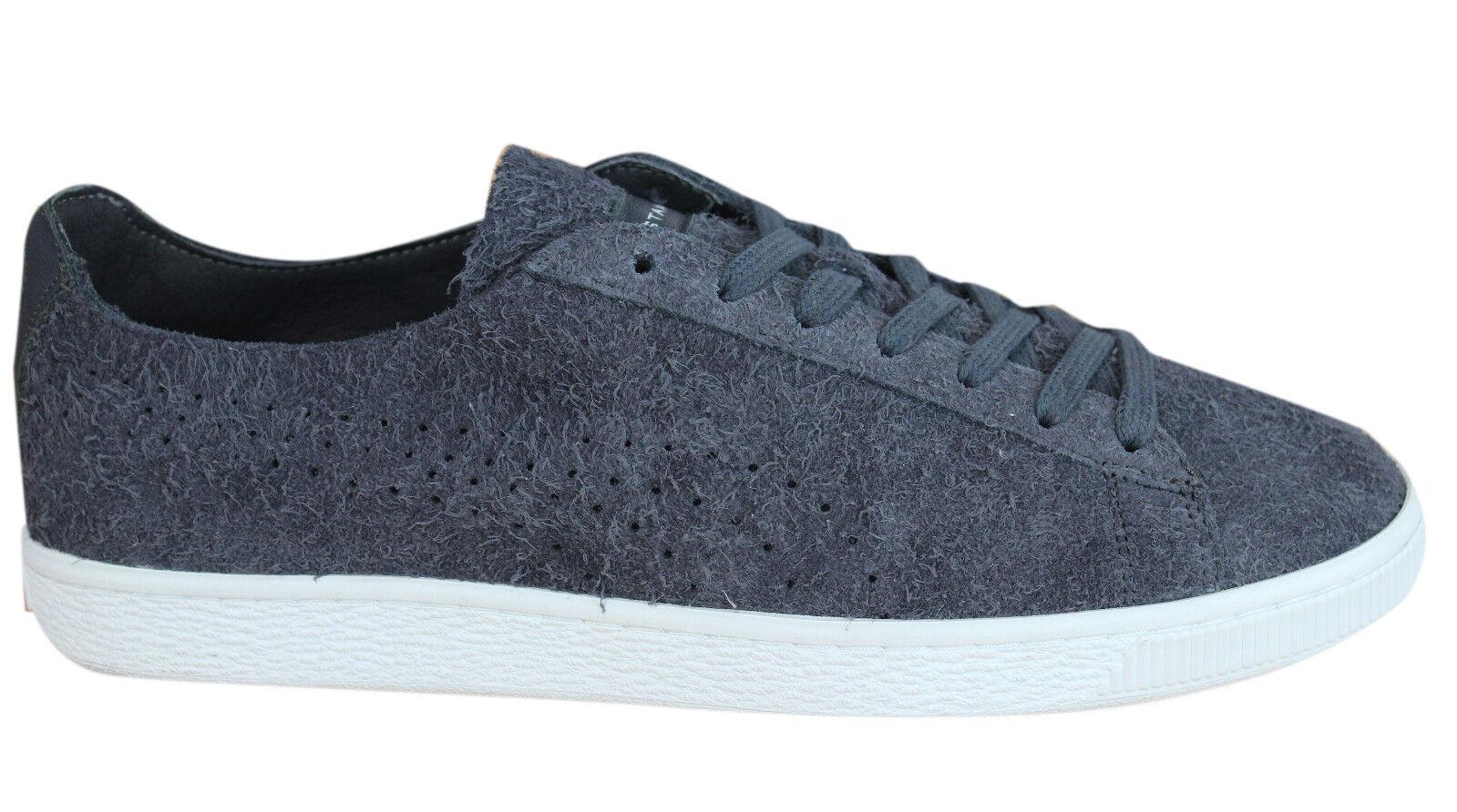 Puma States x Stampd Lace Leather Up Asphalt Gris Hombre Leather Lace Trainers 361491 04 D14 9c9f68