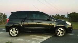 2010 Holden Barina Manual Hatchback