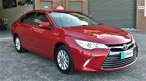2015 Toyota Camry Altise Hybrid w/ Service Book & Two Keys Woodridge Logan Area Preview
