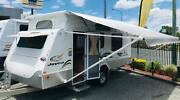 JAYCO DISCOVERY OUTBACK 16.52-20B Springwood Logan Area Preview