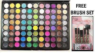 Beauty Treats Glitter Eye Shadow Palette - 88 Glitter Specia