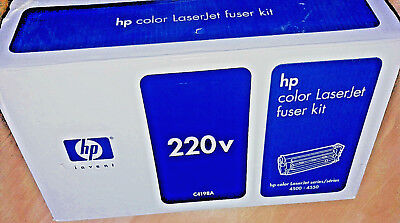 Color Laserjet Fuser-kit (HP COLOR LaserJet 4500, 4550, Fuser Kit 220V C4198A)