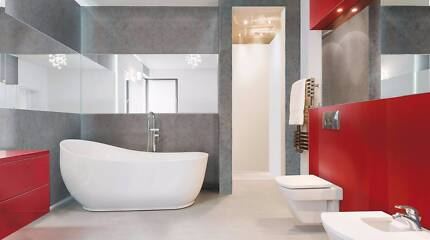 Tiling your bathroom?We have a faster solution that is Grout Free