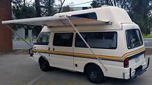 Mazda e2000 1995 High-top Campervan (Auto, Reco. engine + RWC) Mount Waverley Monash Area Preview