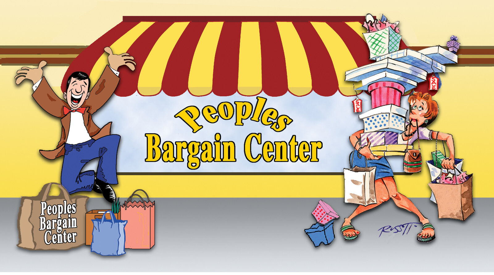 People's Bargain Center