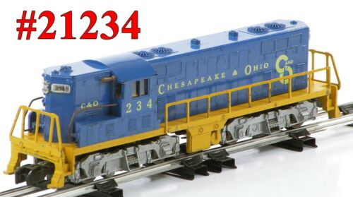 American Flyer #21234 Chesapeake & Ohio C&O GP-7 w/Bell S-Gauge /141/ 1959-60