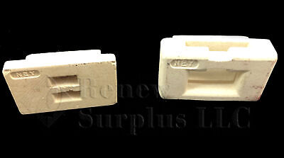 Lot Of 2 New Ney Laboratory Dental Oven Furnace Muffle Blocks
