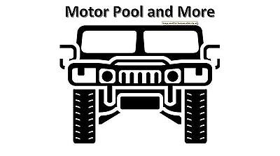 Motor Pool and More