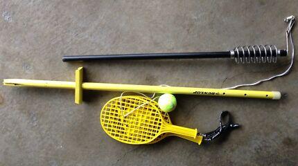 Dunlop Height Adjustable Tennis