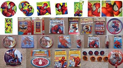 Spiderman Paper Cups (Spiderman Party Supplies-You)