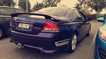 Ba xr6 turbo $8500ono or swaps Karuah Port Stephens Area Preview