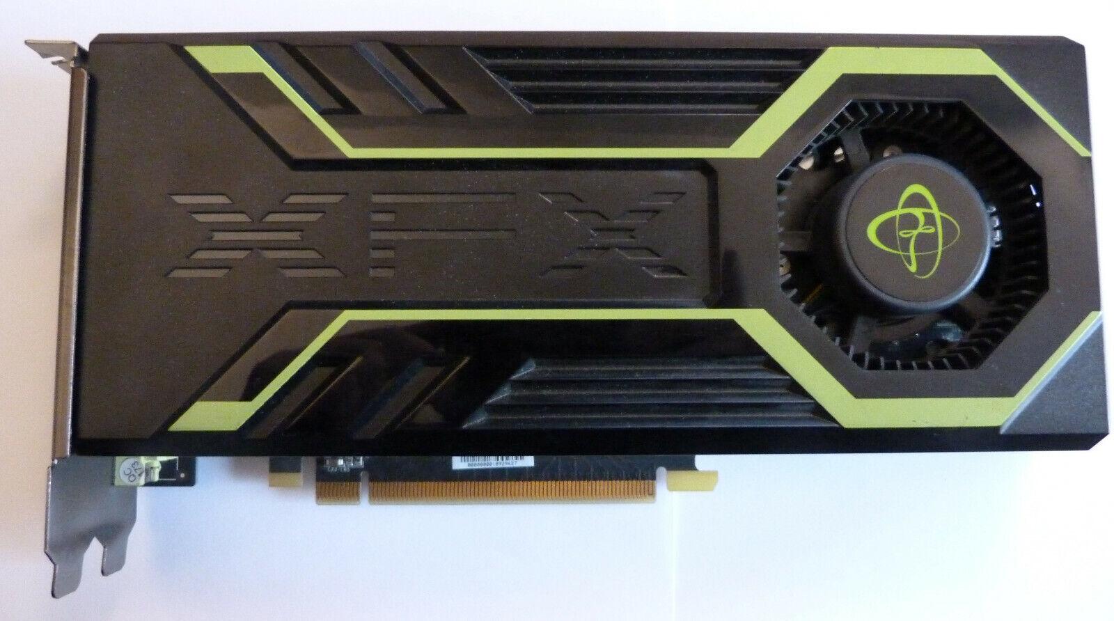 XFX GeForce GTS 250 1GB DDR3 PCI-E Grafikkarte