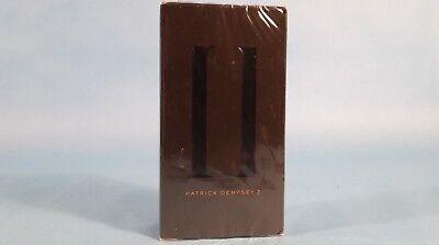 Avon Patrick Dempsey II (2) Eau de Toilette Spray 2.5 fl. oz. New Sealed