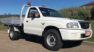 "2004 MAZDA 4X4 on NO FUSS FINANCE for ABN holders ""APPROVED"" Melbourne CBD Melbourne City Preview"
