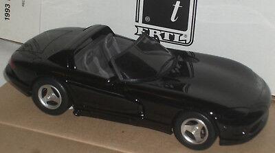 """Plastic Promo Car 1993 Dodge Viper RT/10 9"""" New in Box"""