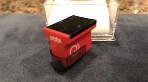 Ortofon MC Quintet Red Moving Coil Phono Turntable Cartridge - MINT