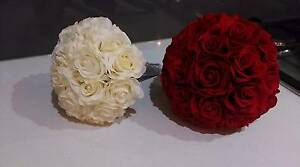 Wedding bouquet latex roses Epping Whittlesea Area Preview