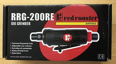 Red Rooster Druckluft Stabschleifer RRG-200RE