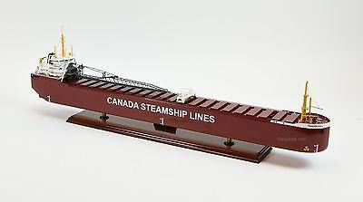 Thunder Bay Trillium Class Lake Freighter Canada Steamship Model 36