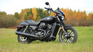 Harley Davidson XG street 750