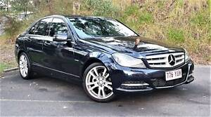 2012 Mercedes-Benz C250, Low kms, Tidy! Everton Hills Brisbane North West Preview